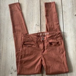 American Eagle Super Stretch Skinny jegging Jeans